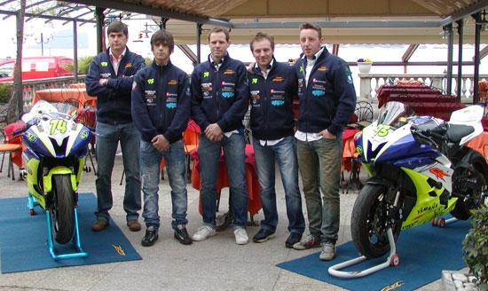 Staff piloti GRT motoclub Bellagio