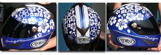 Suxilo's helmet Special Version Franciacorta