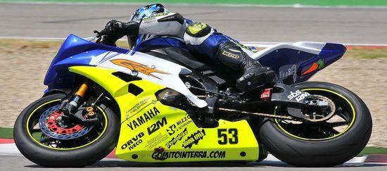 Suxilo Momenti di gara Imola 2012