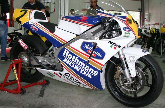 Cadalora Rothmans Honda