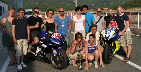 Motoclub Osio Sotto a Rijeka